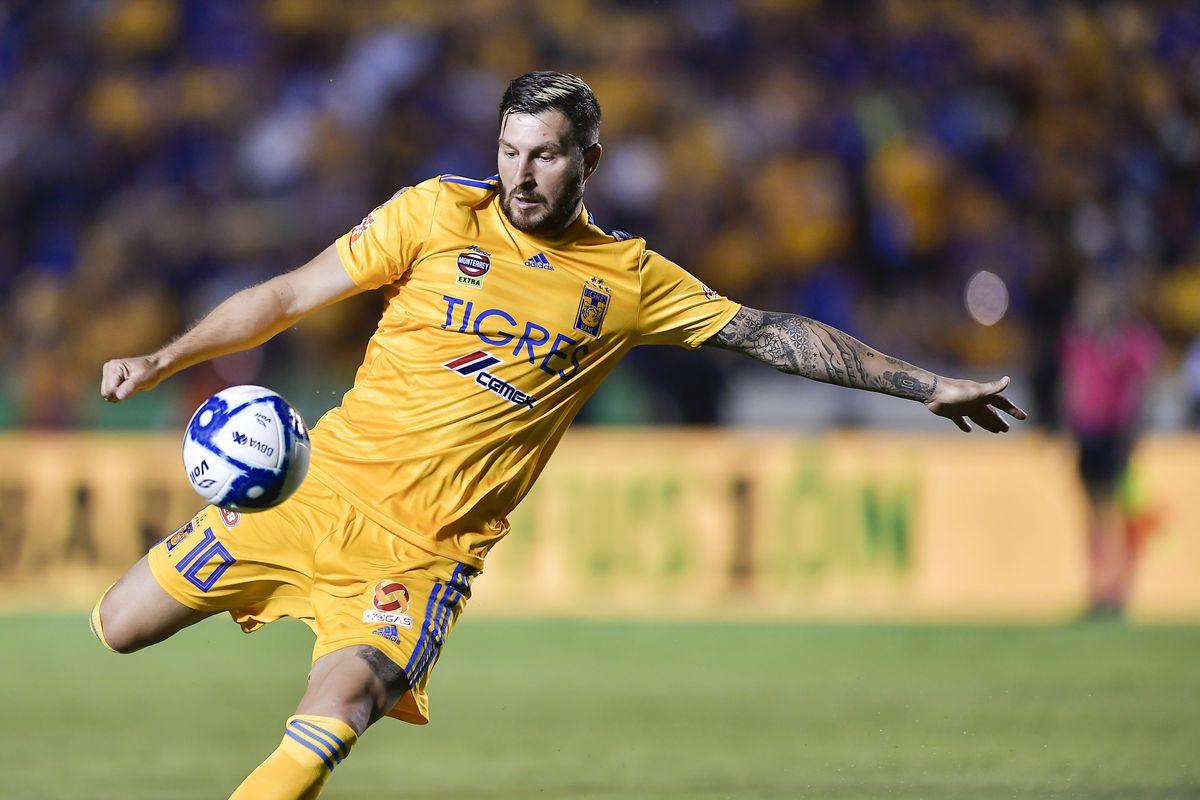 Tigres UANL v Puebla - Torneo Apertura 2019 Liga MX