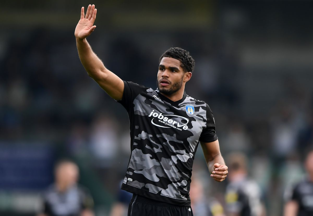 Yeovil Town v Colchester United - Sky Bet League Two