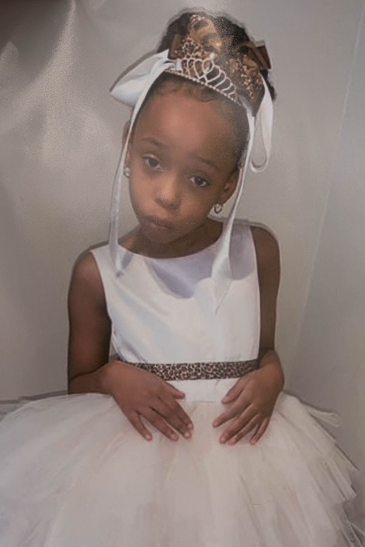 Dewey Elementary School second-grader Dajore Wilson, 8, was killed Sept. 7 while riding in her father's car in Canaryville. When her father stopped at a light at South Union Avenue and West 47th Street, someone in a car trailing them sprayed their car with bullets.