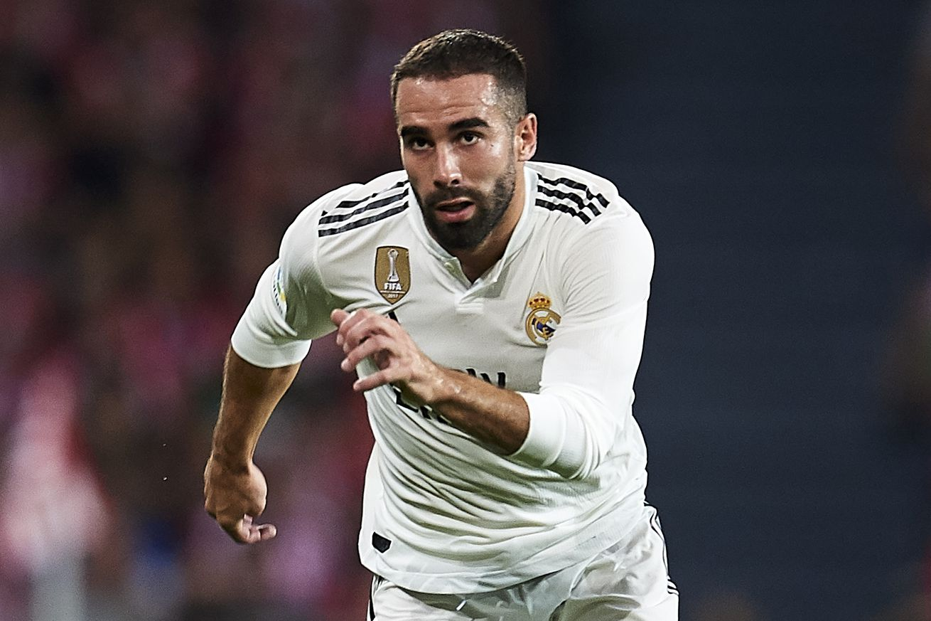 Carvajal: ?Lopetegui is the best coach I have played under?
