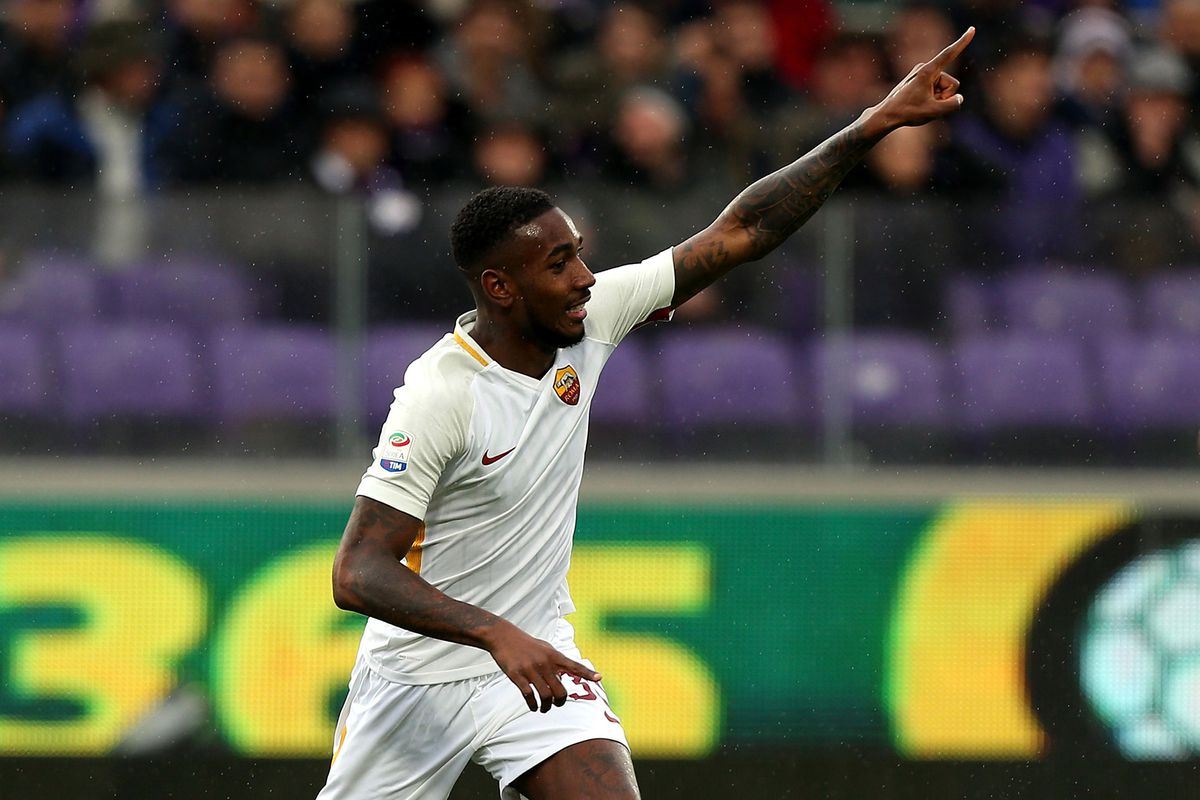 Gerson Brace Goals from Manolas Perotti Give Roma Victory Over