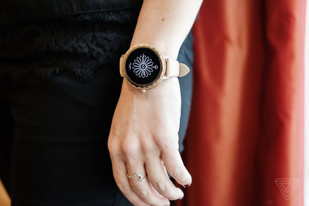 fashion brand kate spade is now making touchscreen smartwatches