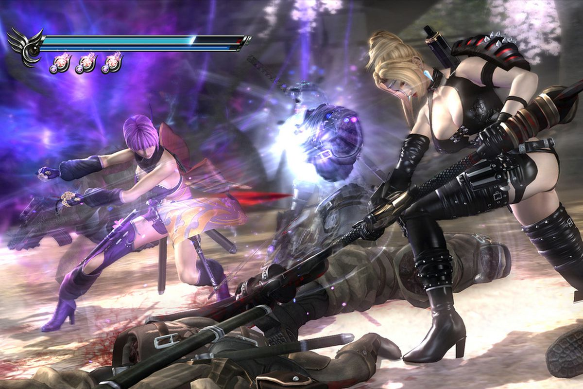 Ninja Gaiden Sigma 2 Plus Adds Lower Level Mode For New Players