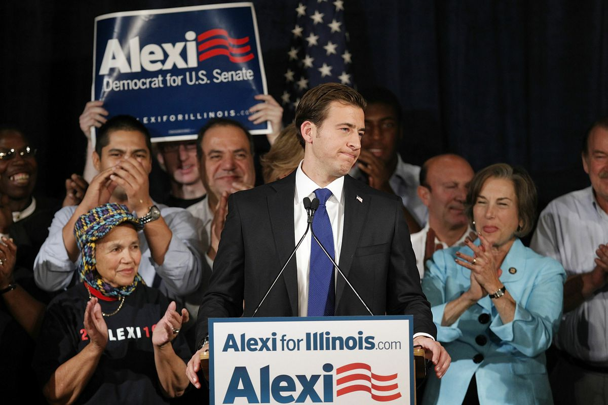 Alexi Giannoulias endorsed by two food workers' union ...