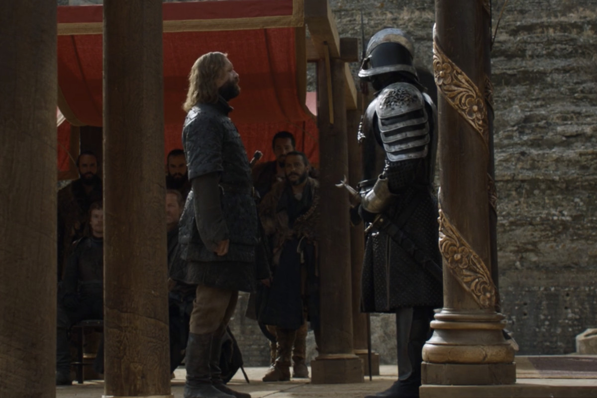 A brief history of Cleganebowl, Game of Thrones' best fan