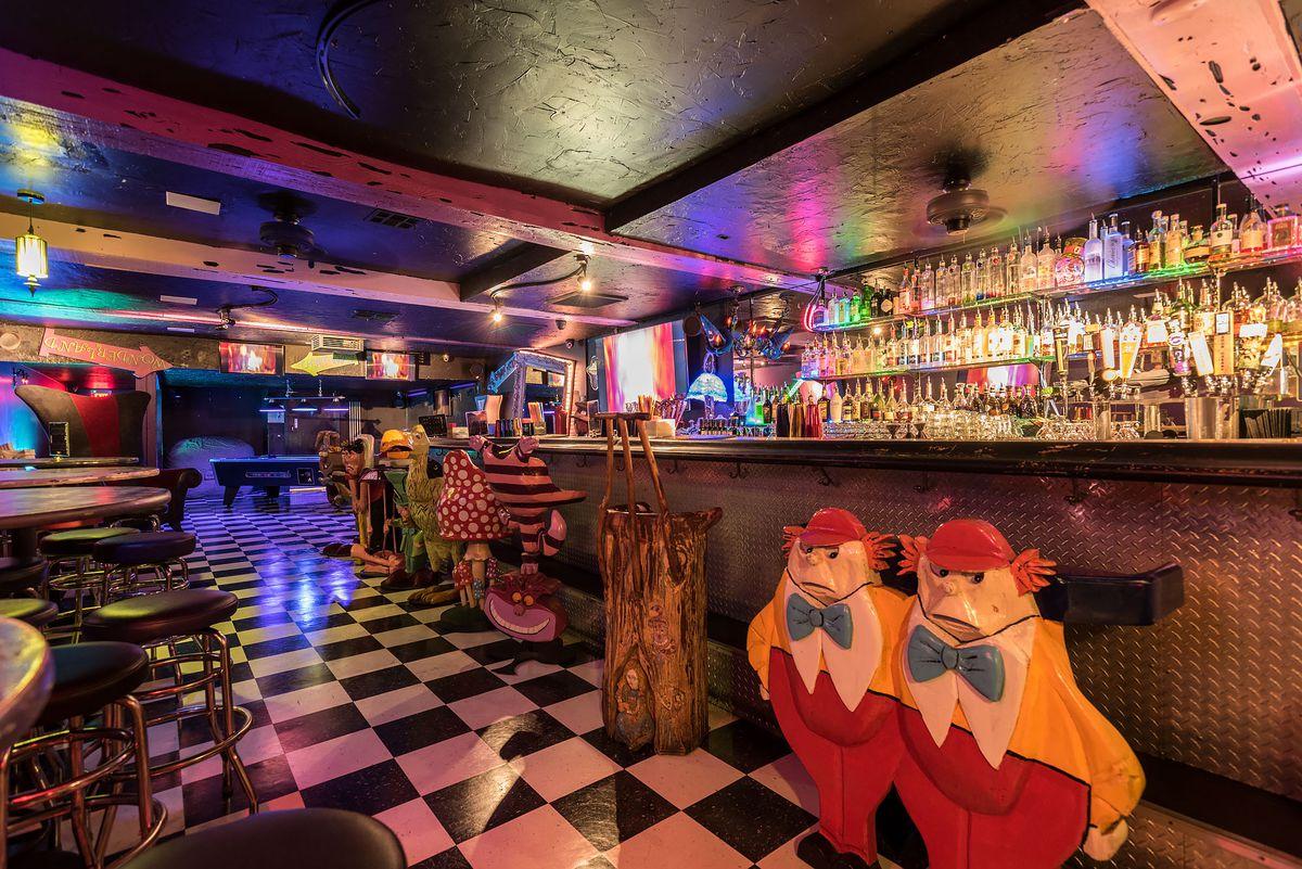 Rabbit Hole Bar