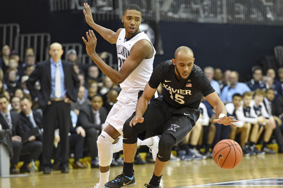 Xavier's new point guard?