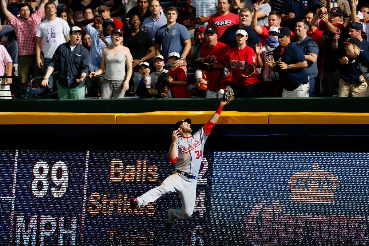Nationals Top 5 Offseason Storylines Bryce Harper S Knee Surgery Federal Baseball