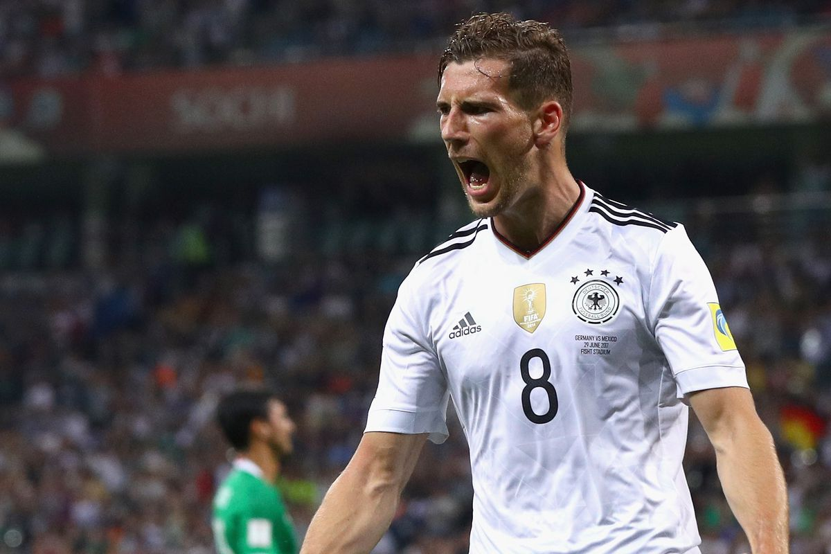 Catalan Paper Claims Liverpool Submitted Offer for Barcelona Target Leon Goretzka