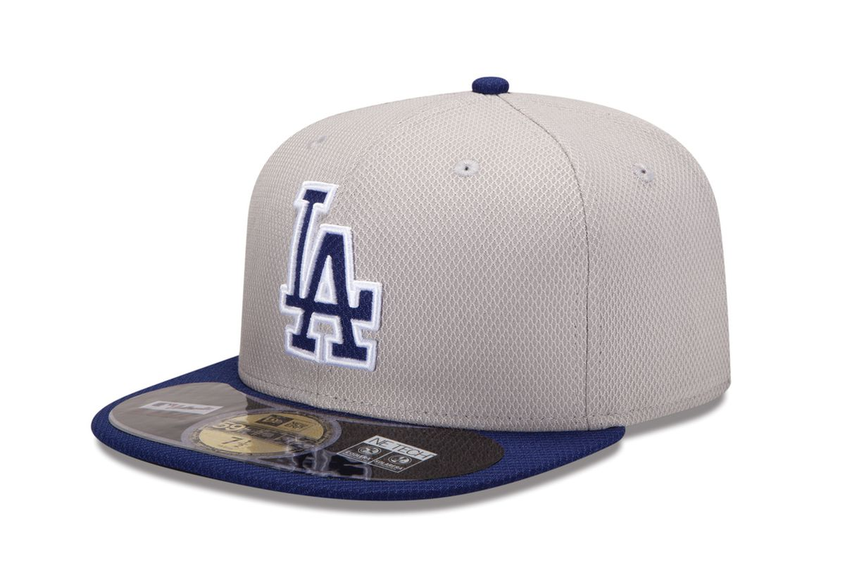 9ada4fd752f Spring training 2013  New batting practice caps released - True Blue LA