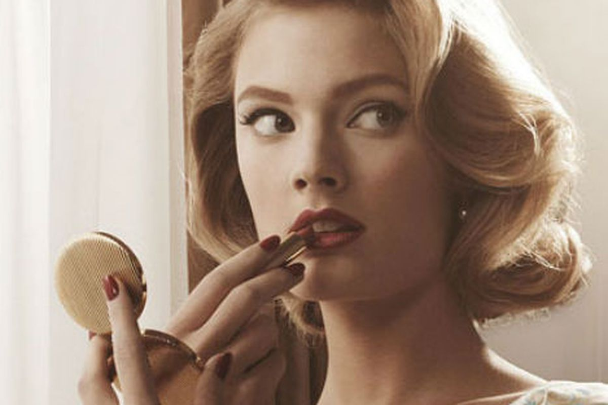 Estée Lauder for Mad Men; MAC Goes Marilyn; Santorum Nails - Racked