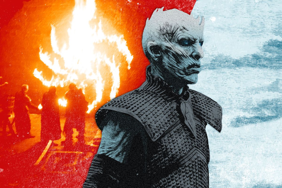 4a2657bf74b6 Game of Thrones' Season 8: Analyzing the Night King's Symbol - The ...