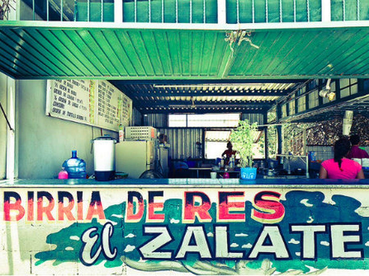 Birria El Zalate