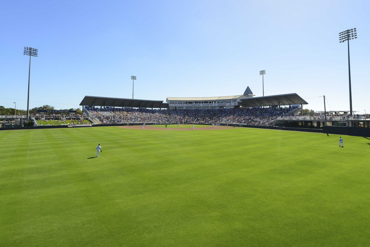 The grass is always greener in Florida in March.
