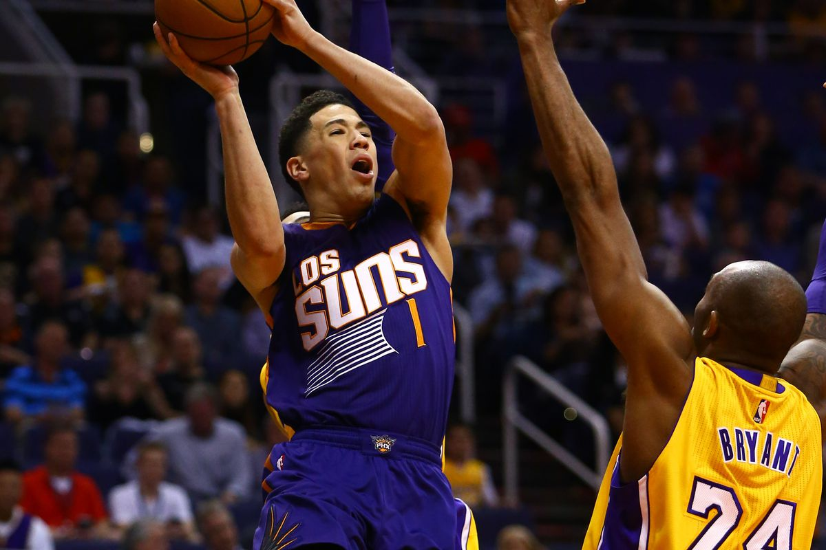 Suns Final Score  Kobe Bryant s farewell to the desert ends in 119-107 loss c99faad08