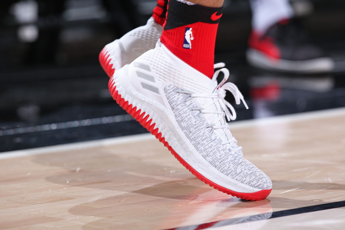 Damian Lillard s Adidas Shoe One of the Most Popular Among NBA Players d5f64c564
