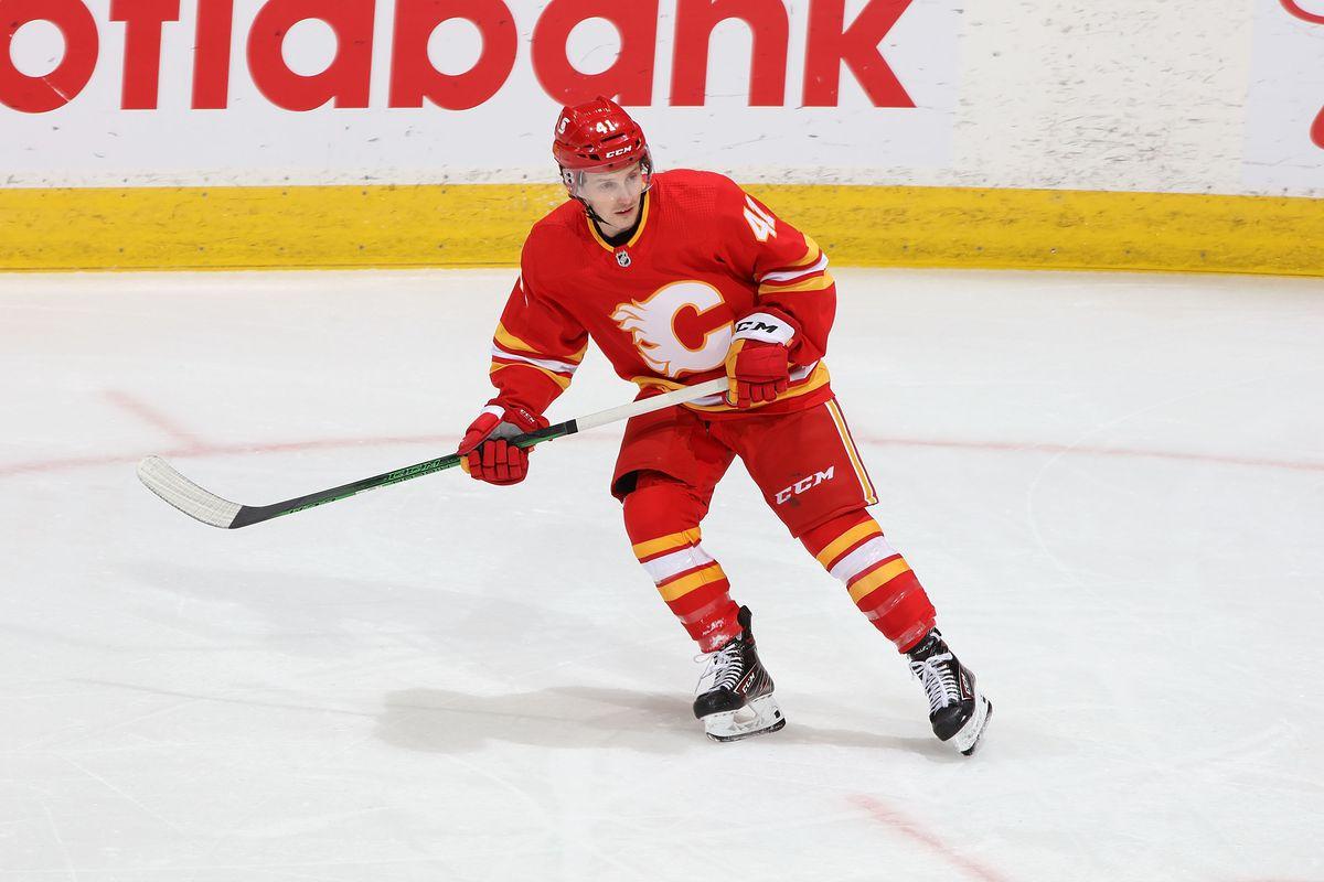 Vancouver Canucks v Calgary Flames