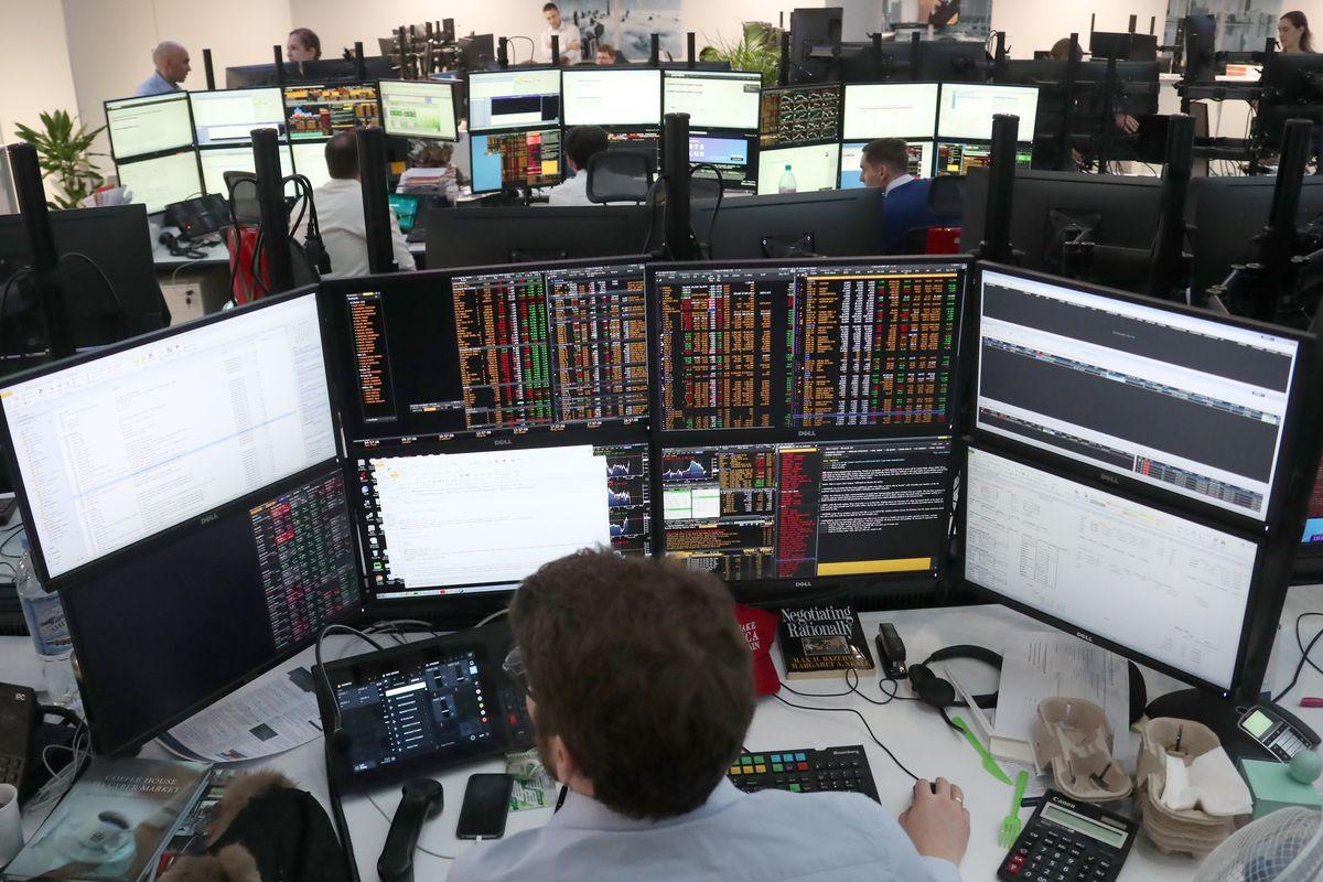 Data Centre of Sberbank's Dealing Service
