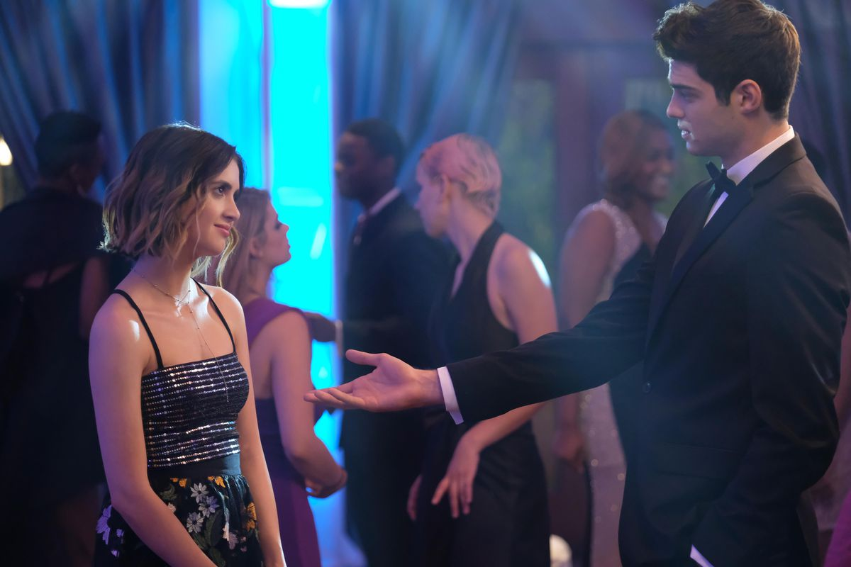 The Perfect Date review: Netflix's latest Noah Centineo movie is