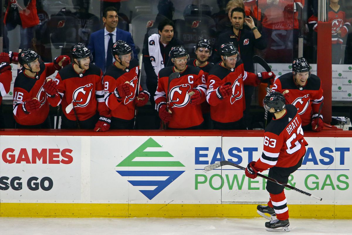 60cccba5c3d Game Preview #10: New Jersey Devils vs. Arizona Coyotes - All About ...