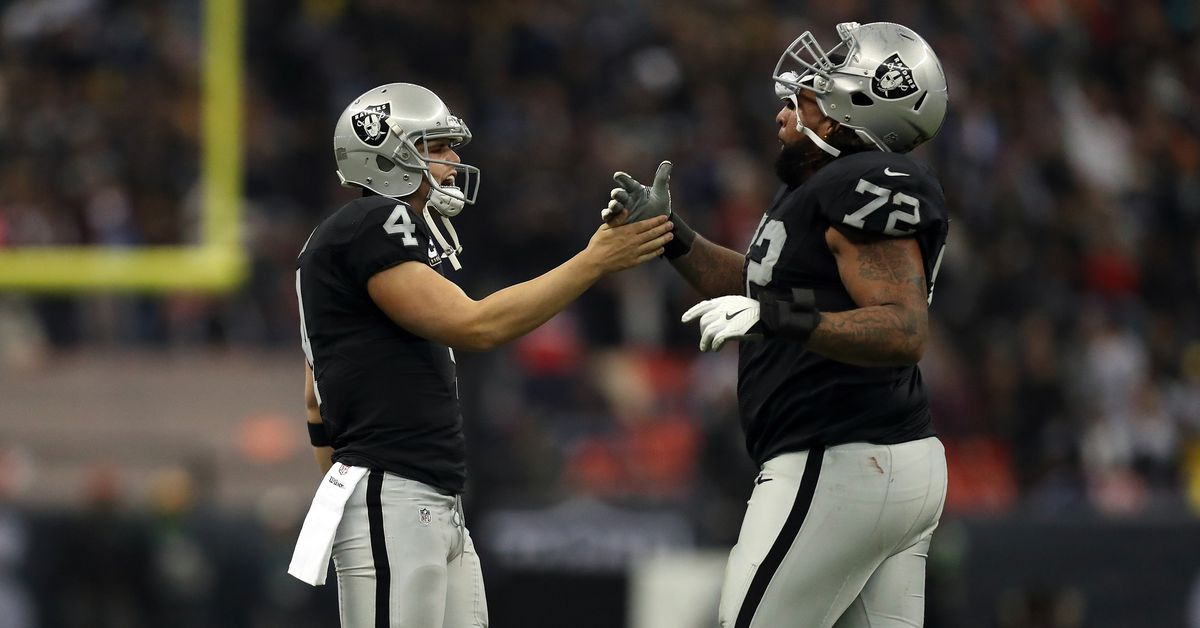 Donald Penn new deal saves Raiders over $3 million in 2018, gives him more guaranteed money in 2019