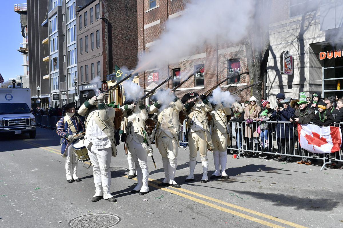 South Boston S St Patrick S Day Parade What To Know