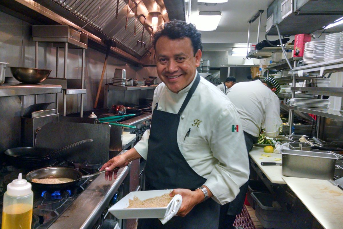Hugo Ortega Hot Dish Gallery