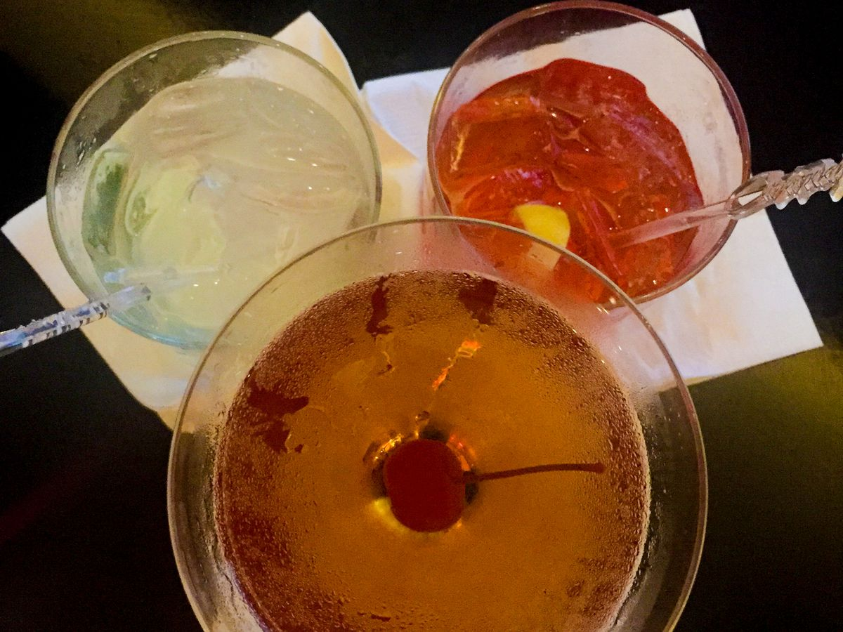 California Grill Cocktails