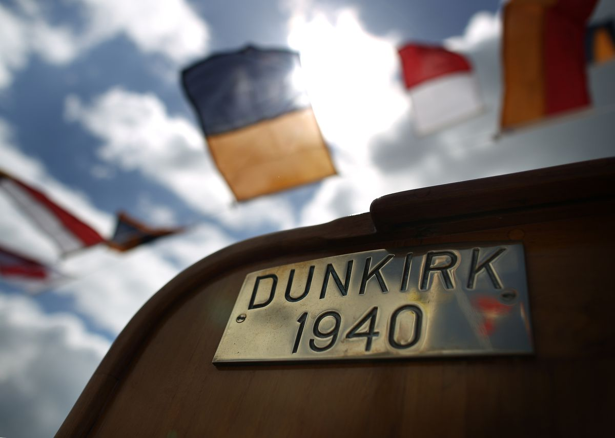Dunkirk Little Ships Celebrate Dynamo Day 75th Anniversary