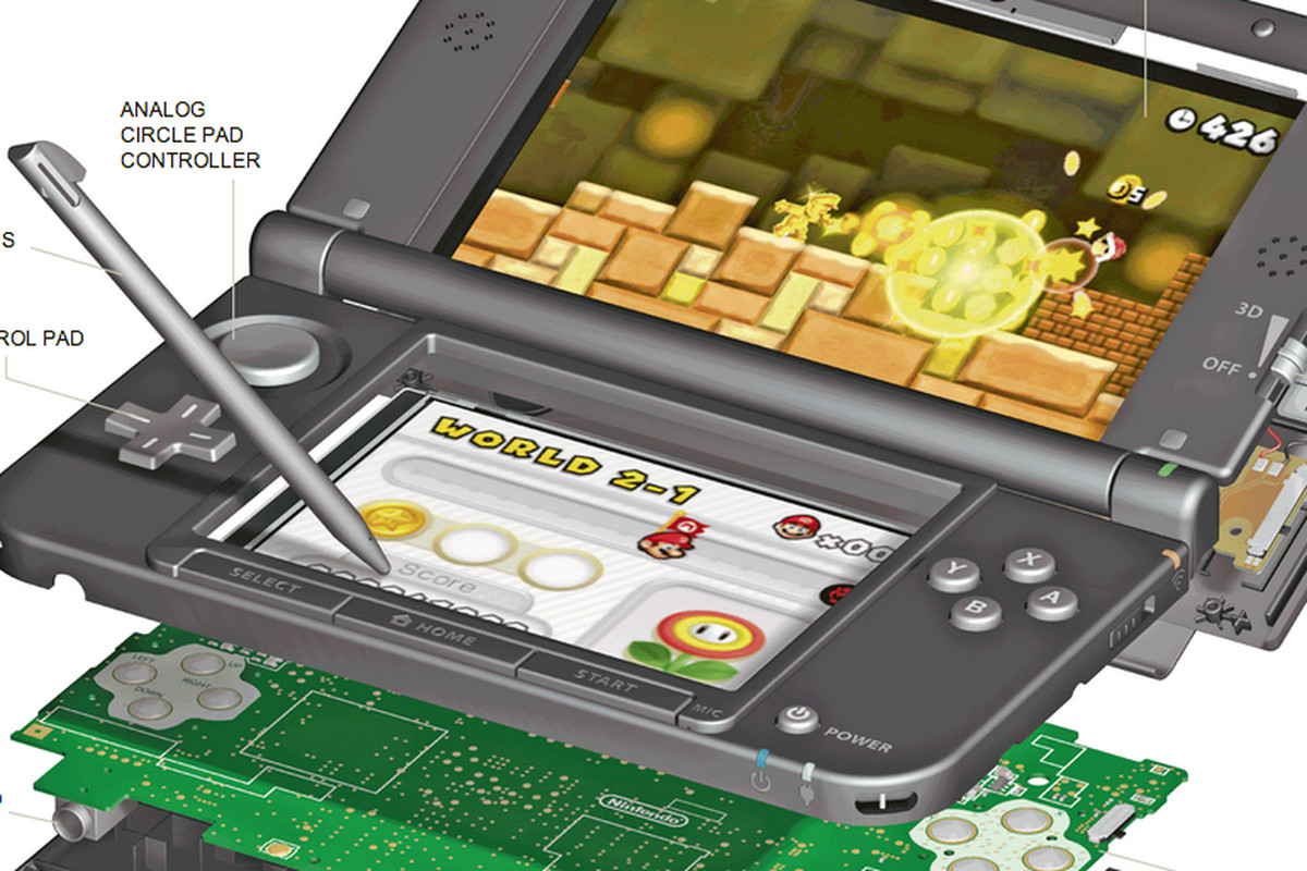 The Nintendo 3DS XL is a significant upgrade from the DS, offering larger  screens, longer battery life and the ability to play games in 3D without  the need ...