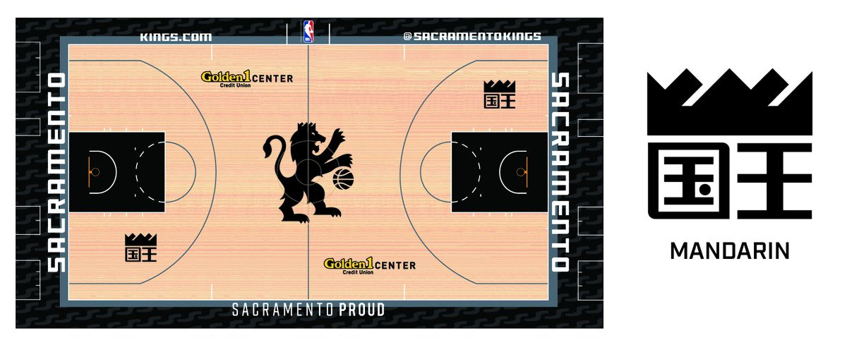 Kings Unveil Amazing New Alternate Court Sactown Royalty
