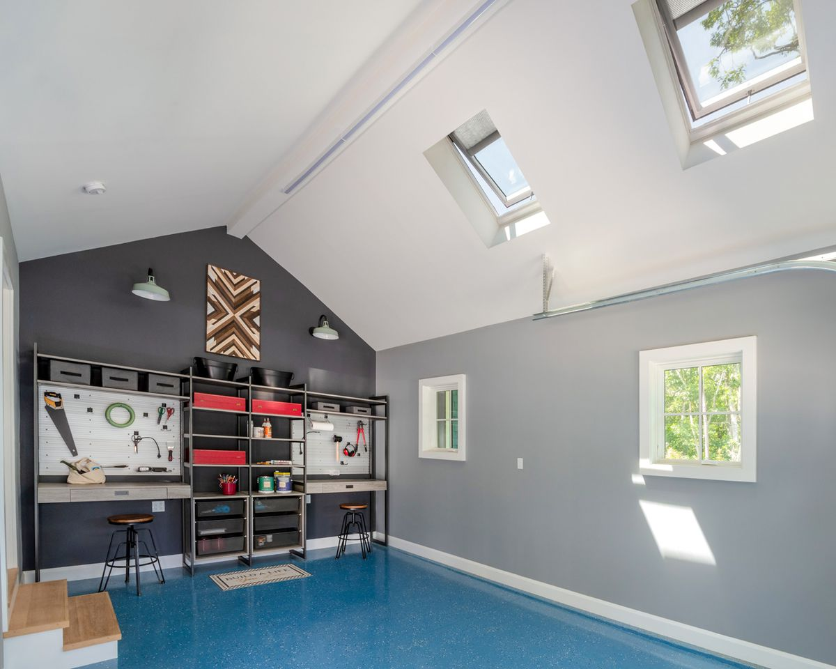 Cottage on the Cape, Idea House, 2020, Velux