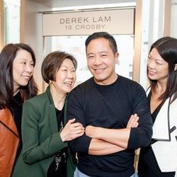 """San Francisco's own Derek Lam returned to town last year to promote his 10 Crosby collection, and <a href=""""http://sf.racked.com/archives/2014/03/28/derek-lam-at-neiman-marcus-10-crosby-spring-2014.php"""">we got his take</a> on California style, the classic"""