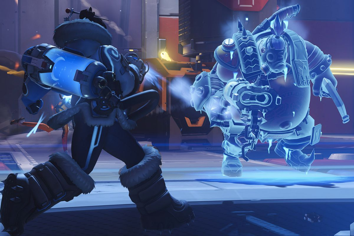 Overwatch players will be permanently banned if they cheat