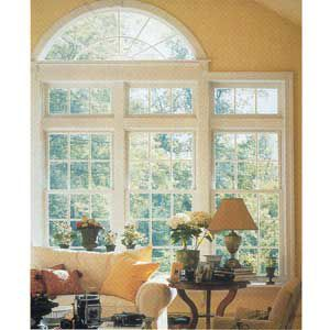 <p>Vinyl Windows can be built to fit any size opening. The Bryn Mawr II series from CertainTeed is available with a variety of glazing systems to help reduce heating and cooling bills. These windows cost $250 to $350 each installed.</p>