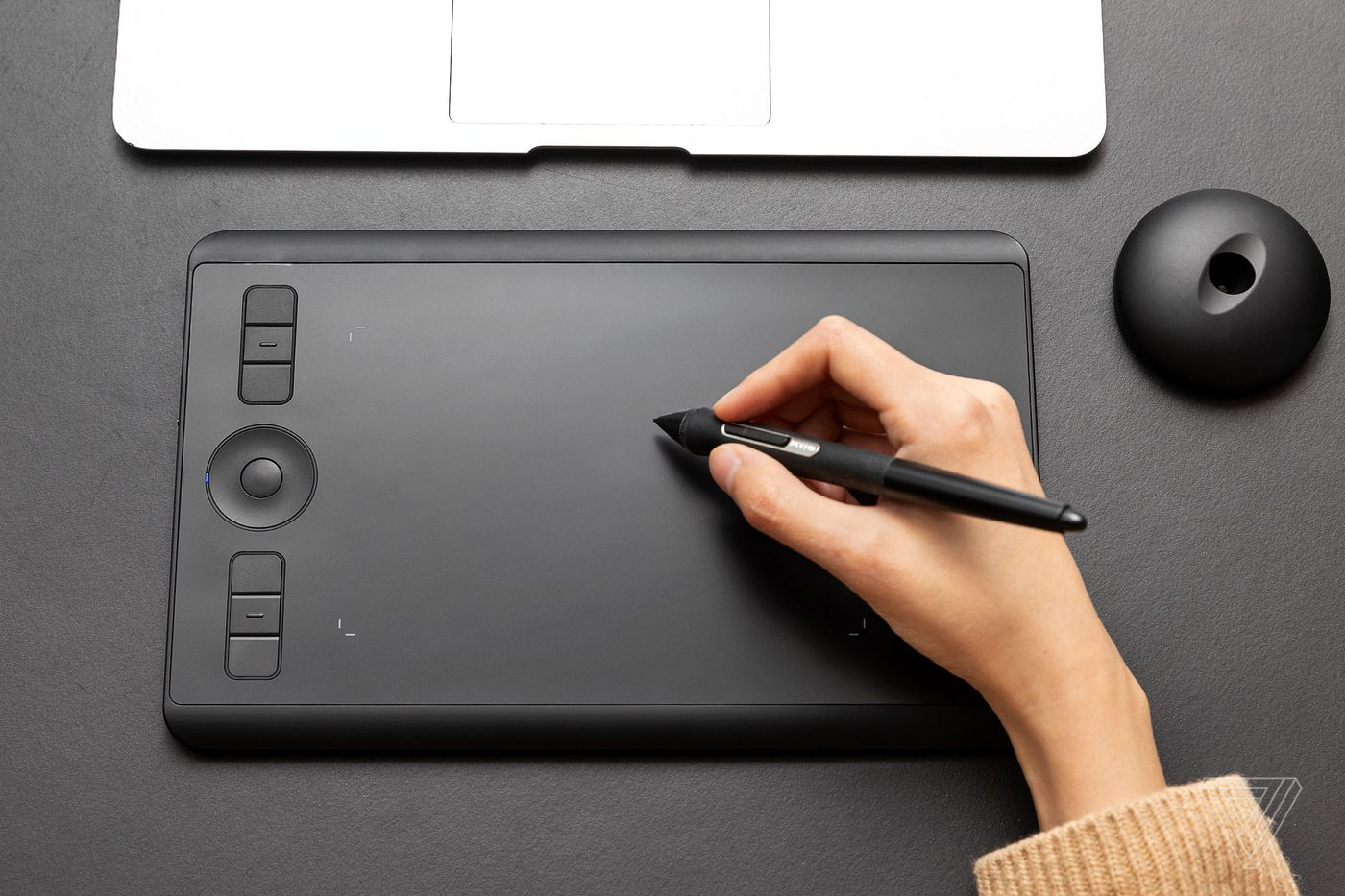 Wacom's refreshed Intuos Pro Small is a portable drawing tablet ...