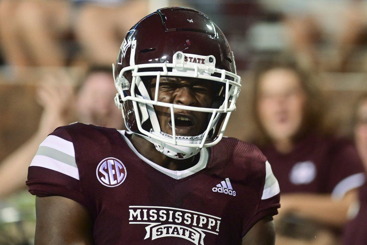 NCAA Football: North Carolina State at Mississippi State