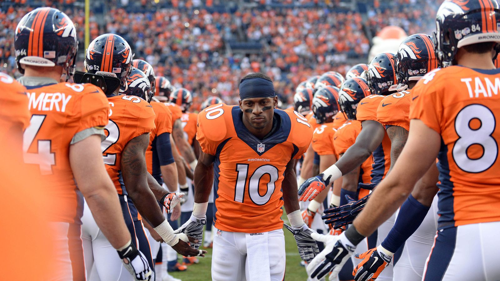 Broncos-Seahawks: Here are 15 different Broncos starters