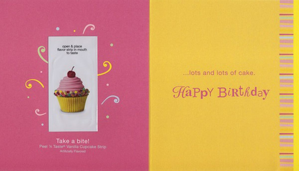 Get The Cupcake Taste Without All The Cupcake American Greetings
