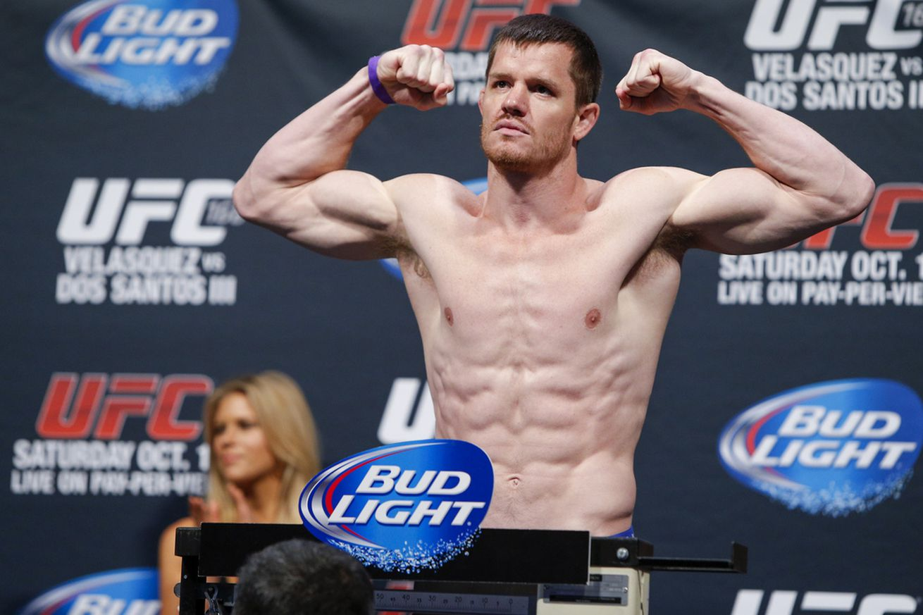 Gallery Photo: UFC 166 Weigh-in Photos