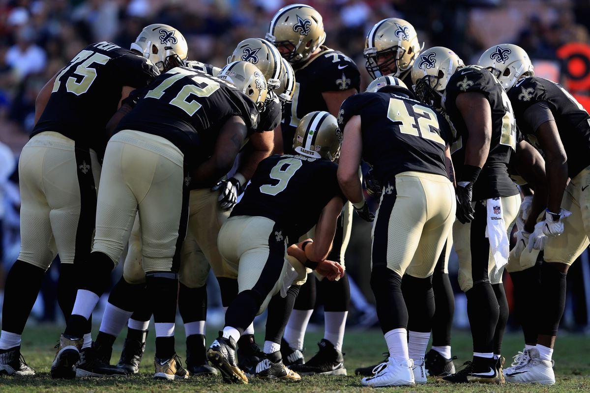 New Orleans Saints vLos Angeles Ram