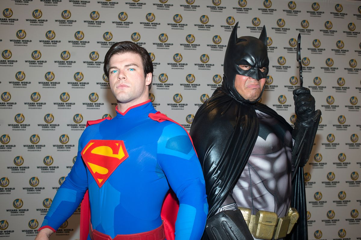BATMAN v SUPERMAN: DAWN OF JUSTICE cost $800 million to make and there were 30 versions of both costumes.