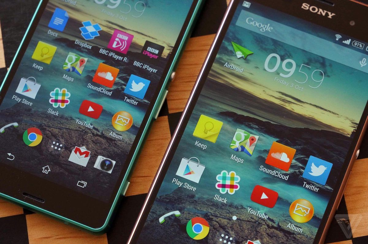 Sony Xperia Z3 and Z3 Compact review - The Verge