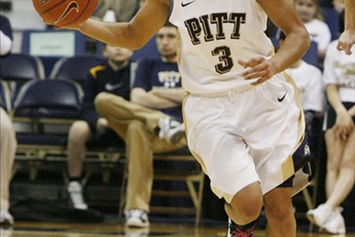 Pitt's women's basketball team is one of several programs that have had recent success (Charles LeClaire-USPRESSWIRE)