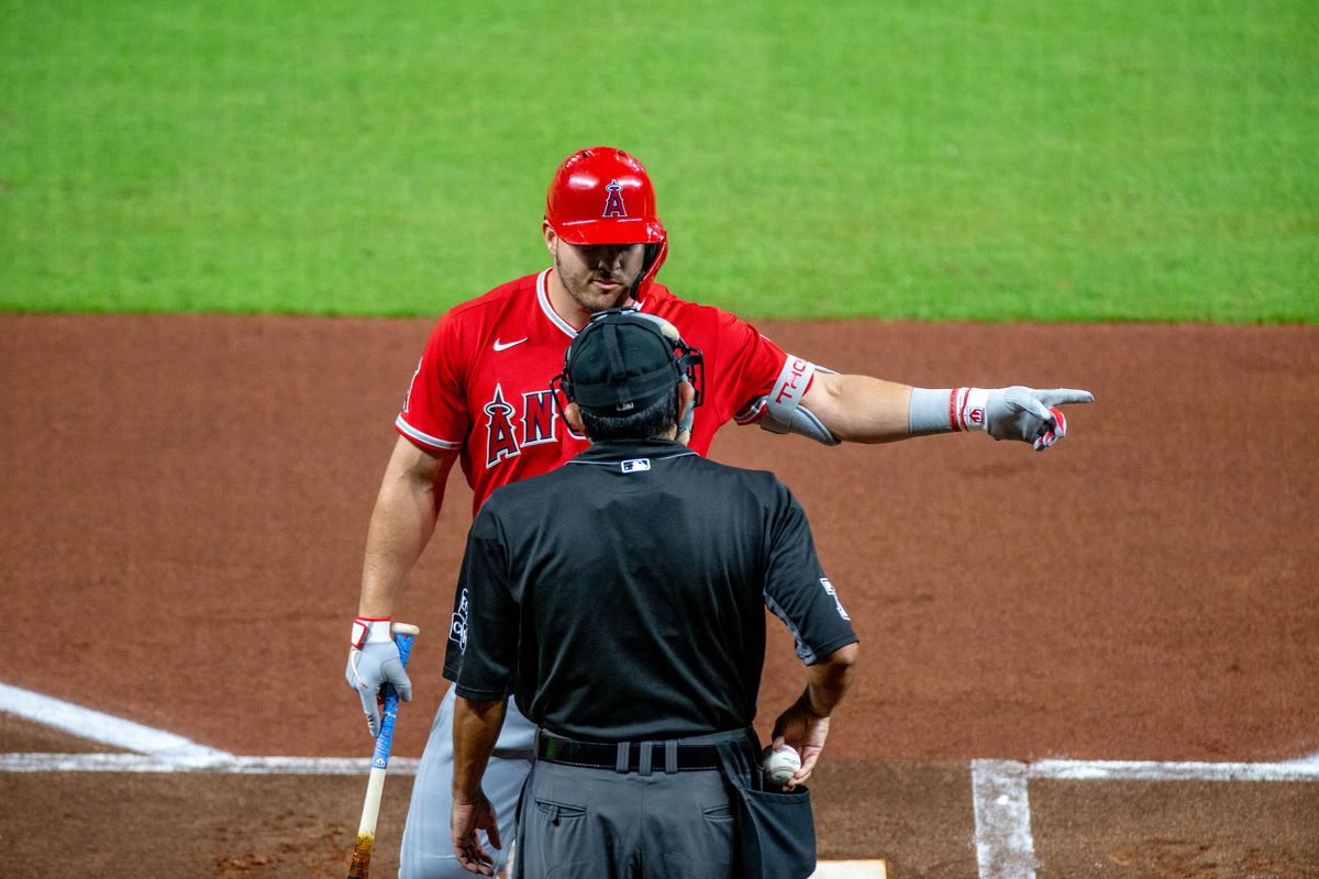 MLB: AUG 24 Angels at Astros