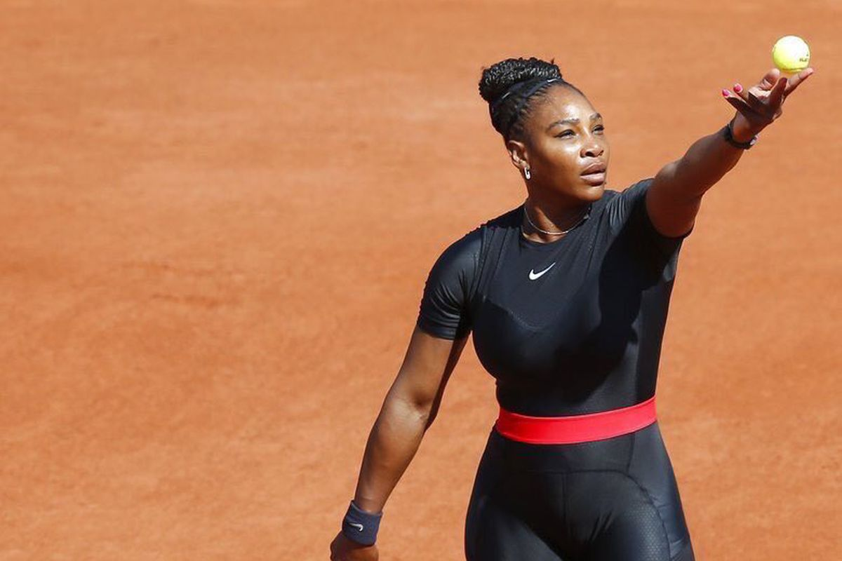 Serena Williams Made Her Return To Slam Competition On Tuesday Morning With A Win She Beat 70th Ranking Kristyna Pliskova In Straight Sets And Will Face