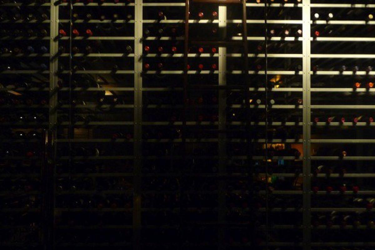 Vertical Wine Bistro, Pasadena.