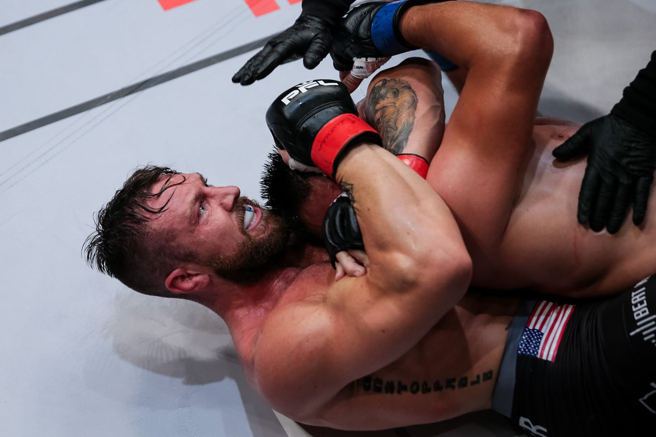 Lance Palmer is one of the tourney favorites for PFL's second featherweight season.