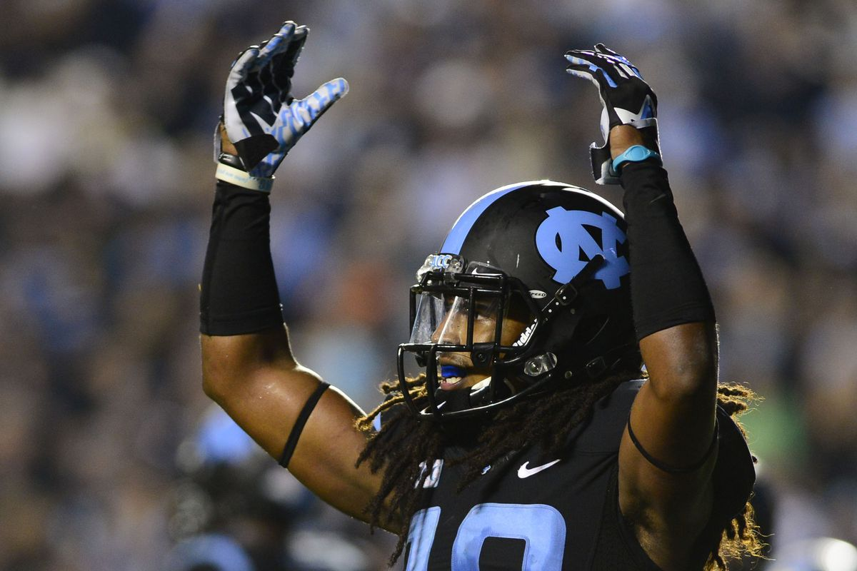 Safety Tre Boston will be someone to keep an eye on in Saturday's East-West Shrine Game.