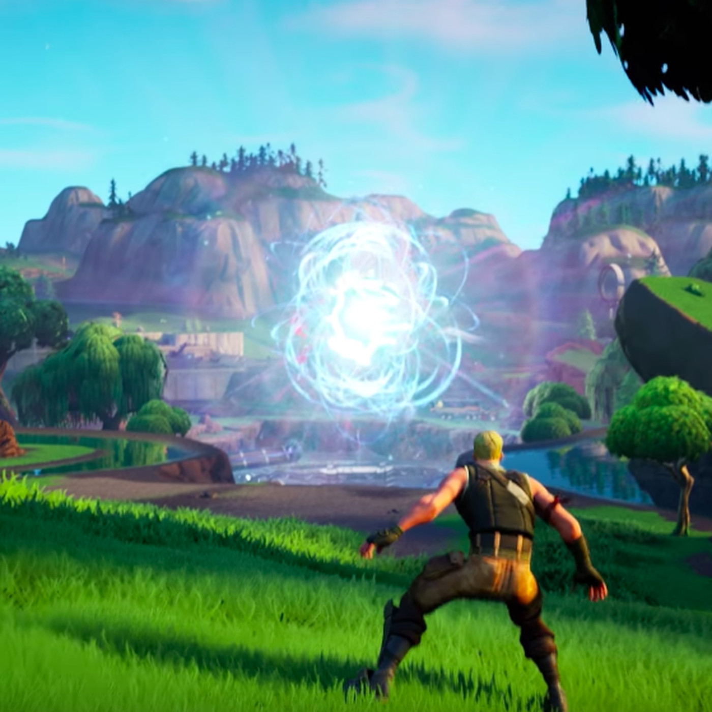Fortnite Season 10 Will Start With A Time Bending Explosion